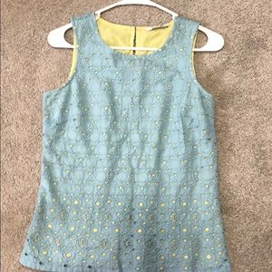 Boden sleeveless blouse